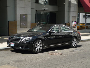 Business Chauffeur Services London